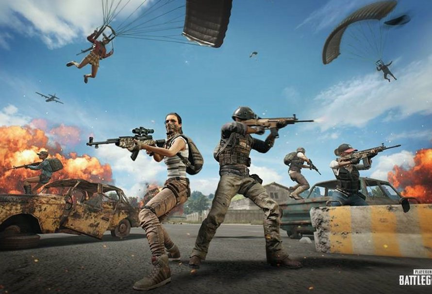 PlayerUnknown Battleground introduce un sistema de progresión de armas similar a lo visto en Rainbow Six: Siege.