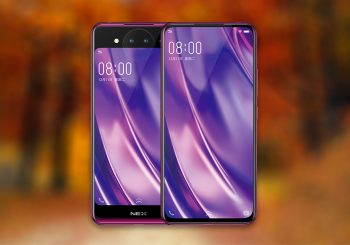 Vivo Nex Dual Display Edition: la doble pantalla en un buque insignia sin notch, sin agujero y sin cámara frontal.
