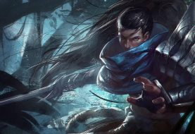 Yasuo's Blade - League of Legends.