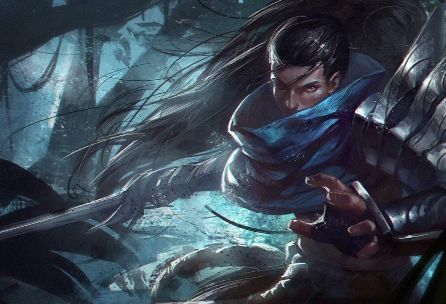 Yasuo's Blade – League of Legends.